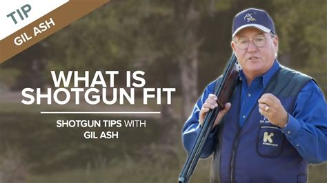 How To Fit A Shotgun Youtube