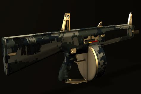 How To Get An Aa 12 Shotgun