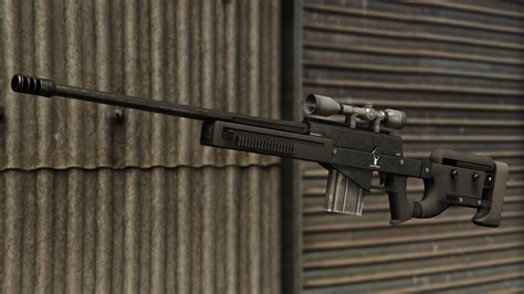 How To Get The Sniper Rifle Gta5