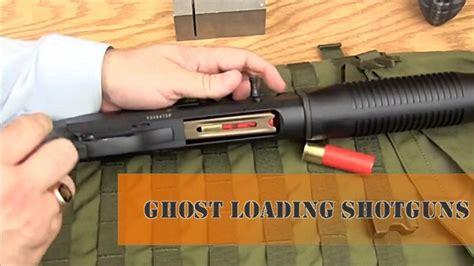 How To Ghost Load A Pump Shotgun