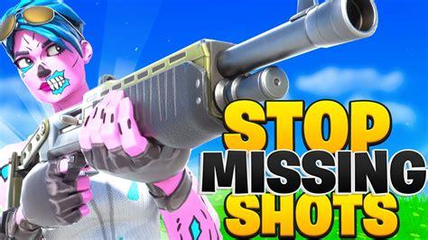 How To Hit Shotgun Shots On Controller Fortnite