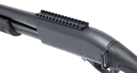 How To Install A Scope Mount On A Shotgun