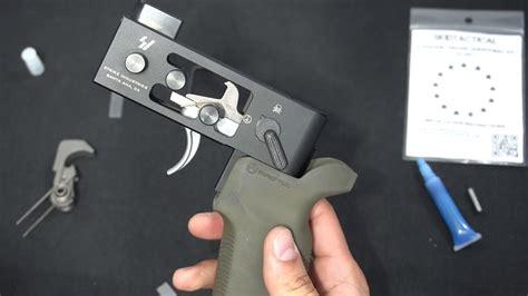 How To Install Ar 15 Saber Trigger