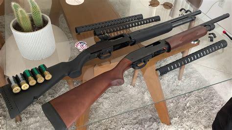 How To Install Mossberg Heatshield