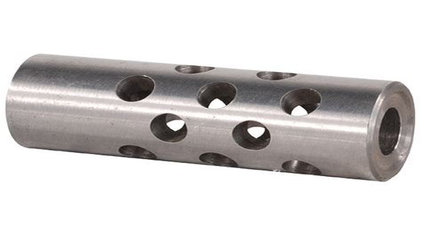 How To Install Muzzle Brake Remington 700
