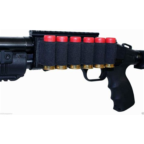 How To Install Shell Holder On Mossberg 500