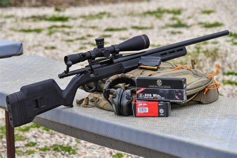 How To Installs Scope On Remington 700 Magpul