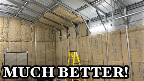 How To Insulate A Steel Garage Make Your Own Beautiful  HD Wallpapers, Images Over 1000+ [ralydesign.ml]