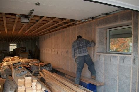 How To Insulate Garage Walls Make Your Own Beautiful  HD Wallpapers, Images Over 1000+ [ralydesign.ml]
