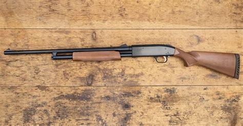 How To Load A 20 Gauge Pump Shotgun