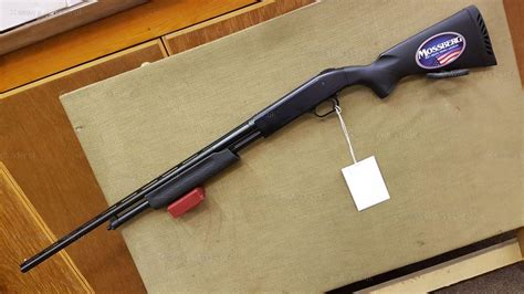 How To Load A Mossberg 500 410 Shotgun