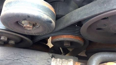 Taurus-Question How To Loosen Belt Tensioner 2000 Ford Taurus Serpentine.
