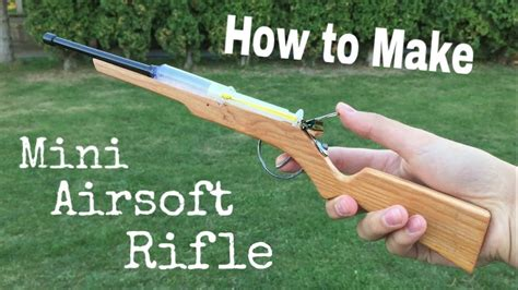 How To Make A Air Rifle Shoot Harder