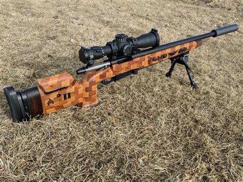 How To Make A Airsoft Sniper Rifle From Scratch