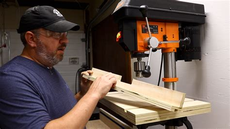 how to make a drill press stand.aspx Image