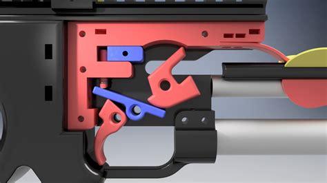 How To Make A Gun Trigger Mechanism