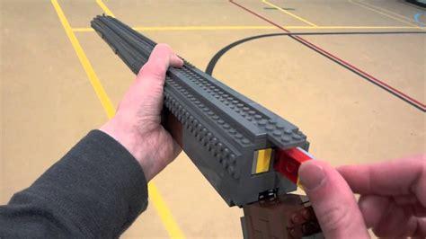 How To Make A Lego Double Barrel Shotgun Life Size