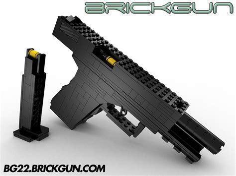 Gun How To Make A Lego Gun.