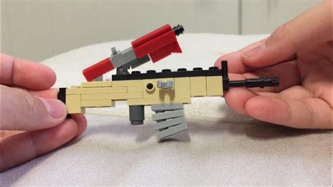 How To Make A Lego Pump Shotgun