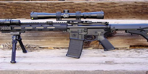 How To Make A Long Range Ar 15