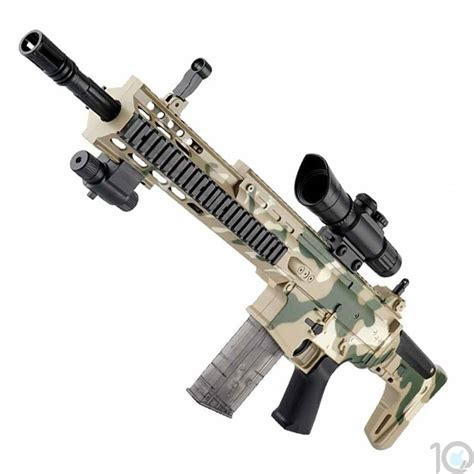 How To Make A Toy Assault Rifle