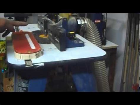 how to make a zero clearance insert for craftsman 10 3hp part 1 Image