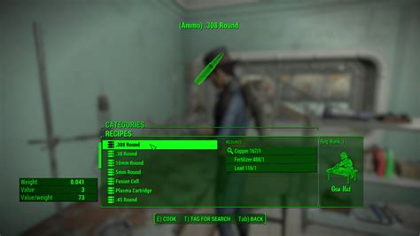 How To Make Ammo Fallout 4