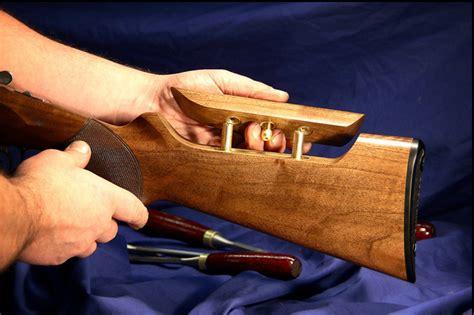 How To Make An Adjustable Comb Shotgun Stock