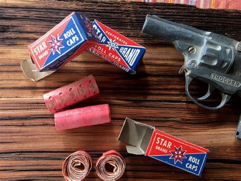 How To Make Cap Gun Ammo