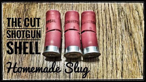 How To Make Cut Shotgun Shells