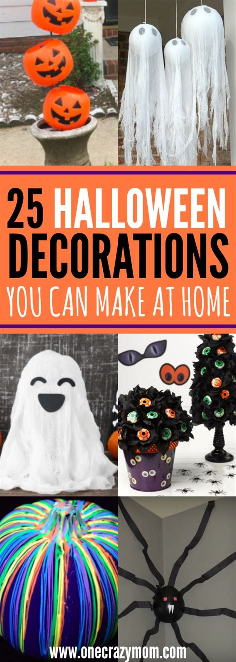 How To Make Halloween Decorations At Home Home Decorators Catalog Best Ideas of Home Decor and Design [homedecoratorscatalog.us]