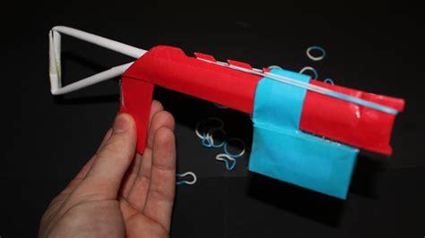 How To Make Rubber Band Shotgun