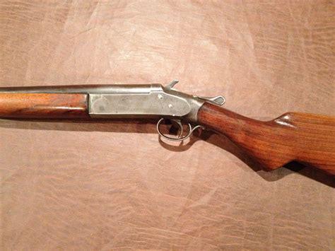 How To Make Single Barrel Shotgun