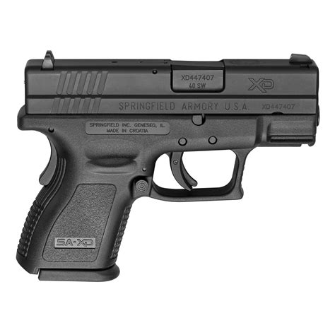 How To Make Springfield Xd 40 Legal In California