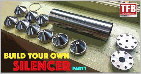 How To Make Your Own Ar 15 Suppressor