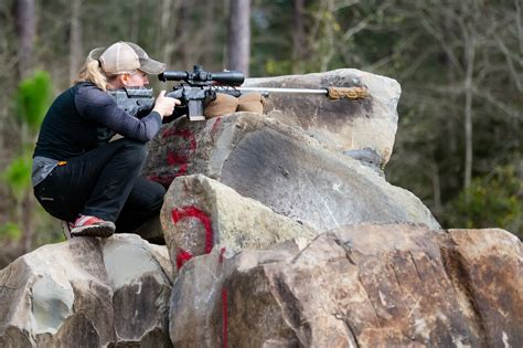 How To Manage Rifle Recoil Long Range Shooting