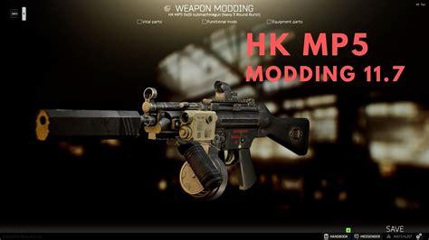 How To Mod An Mp5 Tarkov