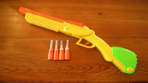 How To Modify A Shotgun Into A Pistol