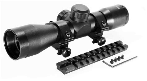 How To Mount Scope On 22 Rifle