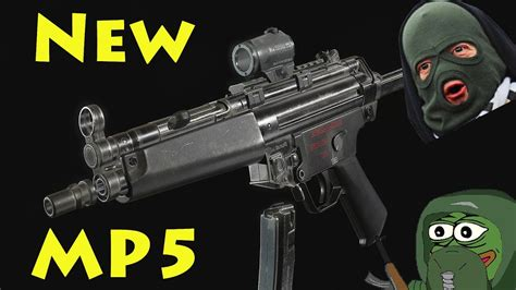 How To Mount Sights On Mp5 Esxcape From Tarkov