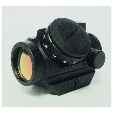 How To Mount The Swiss Arms Red Dot Sight