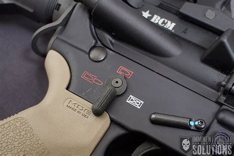 How To Paint Ar 15 Fire Control