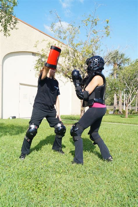 How To Practice Self Defense Alone