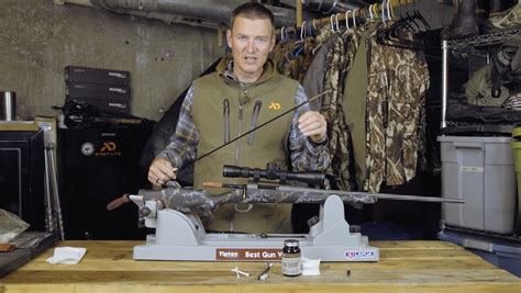 How To Properly Clean A Rifle Barrel