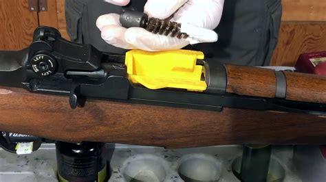How To Properly Clean An M1 Garand