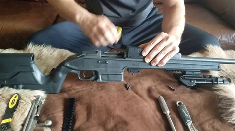 How To Put A Scope Mount On A Mosin Nagant
