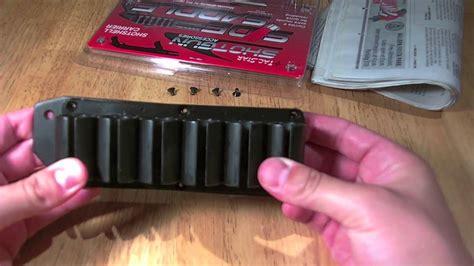 How To Put A Side Saddle On A Remington 870