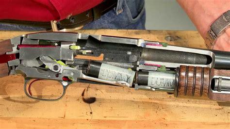 How To Put A Winchester Pump Shotgun Bolt Back Together