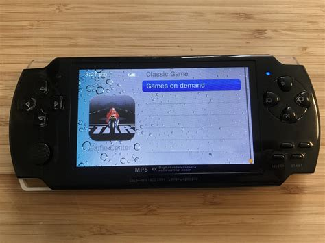 How To Put Emulators On Mp5 Game Player