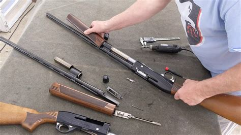 How To Put Hatfield Semi Auto Shotgun Together